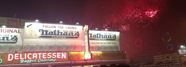 Nathans Coney Island, Brooklyn