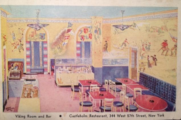Castleholm Restaurant, New York
