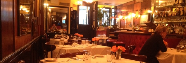 Le Veau D'Or, Manhattan