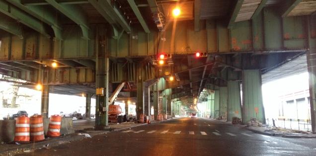 Gowanus Expressway, Brooklyn