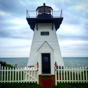 Olcott Beach Lighthouse