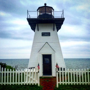 Olcott Beach Lighthouse