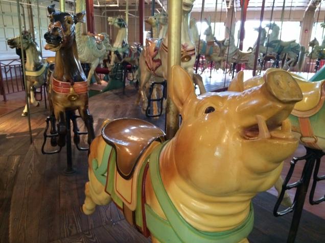 Dentzel Menagerie Carousel